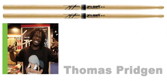 Promark TX510W Thomas Pridgen Signature Drumsticks