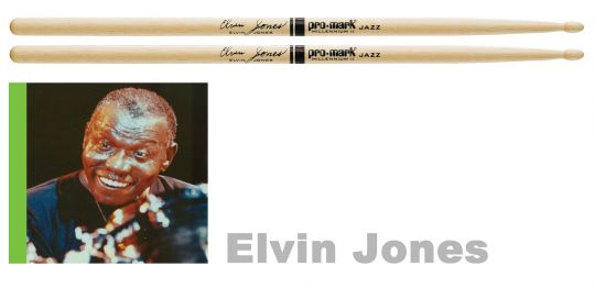 Promark TXJZW Elvin Jones Signature Drumsticks
