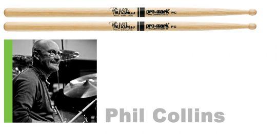 Promark TXPCW Phil Collins Signature Drumsticks