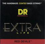 DR RDE-10 Red Devils 10-46 Saiten Satz für E-Gitarre