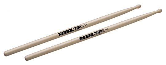 Regal Tip 5A Hickory Drumsticks