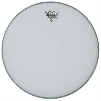 "Remo 14"" Emperor coated Tom Fell"