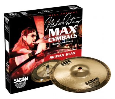 Sabian HH Mike Portnoy Max Stax High