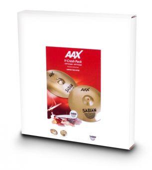 Sabian AAX V Crash Pack Beckenset