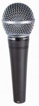 Shure SM48 LC dynamisches Mikrofon