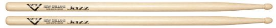 Vater New Orleans Jazz Hickory Drumsticks