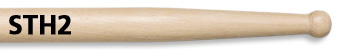 Vic Firth STH2 Corpsmaster Indoor Drumsticks