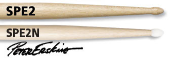 Vic Firth SPE2N Peter Erskine Signature Drumsticks Nylon