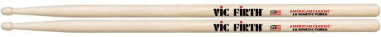 Vic Firth 5A Kinetic Force Hickory Drumsticks
