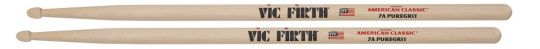 Vic Firth 7A Pure Grit Hickory Drumsticks