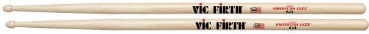 Vic Firth AJ4 American Jazz Hickory Drumsticks