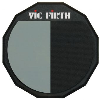 "Vic Firth 12"" Double Sided Practisepad"