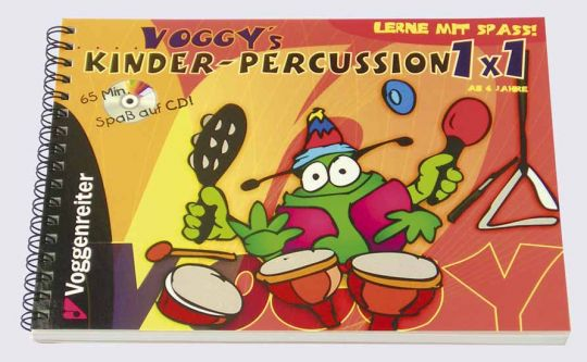 Voggy's Kinder-Percussion 1x1