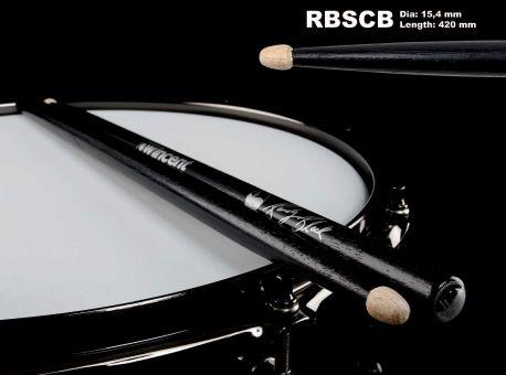Wincent Randy Black Signature Drumsticks Schwarz