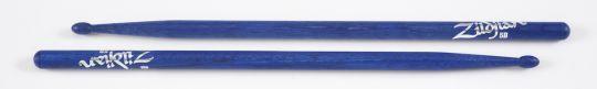 Zildjian 5B Drumsticks, blau