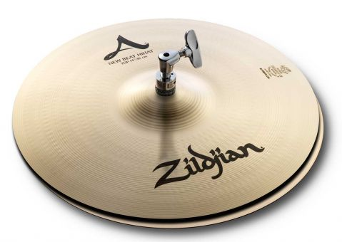 "Zildjian 14"" A New Beat Hi-Hat"