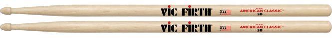 Vic Firth 5B Hickory Drumsticks
