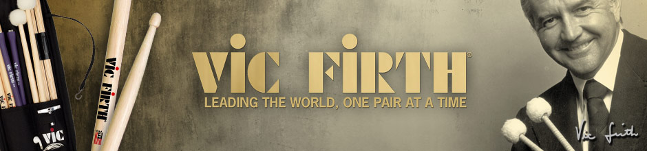 Banner Vic Firth